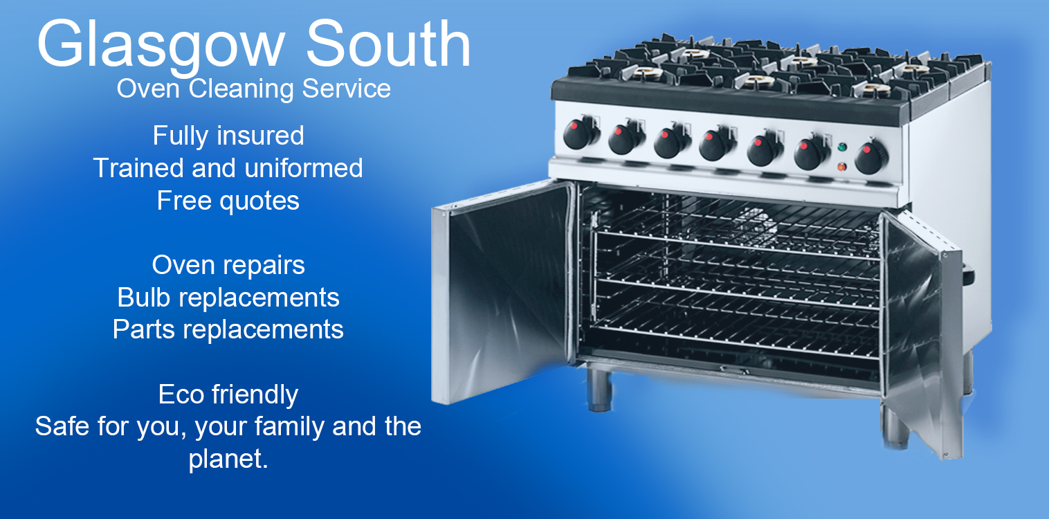 Glasgow-South-Oven-Cleaning